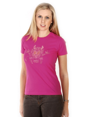 Little Devil GlamourGlitz Women's T-Shirt