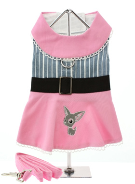 Little Lily Harness Dress & Lead