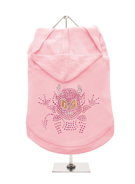 GlamourGlitz Little Devil Dog Hoodie
