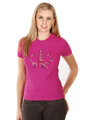 Princess Crown GlamourGlitz Women's T-Shirt